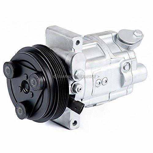 (Reman AC Compressor & A/C Clutch For Saturn LS L200 LW200 L300 LS1 LW1 L100 - BuyAutoParts 60-01507RC Remanufactured)