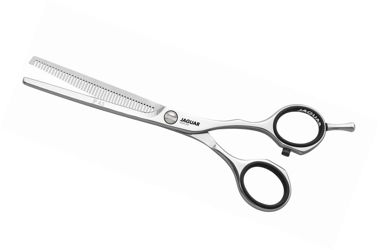 Jaguar White Line JP Over item handling ☆ Popular shop is the lowest price challenge 43 6-Inch Texturing Scissors Length Offset