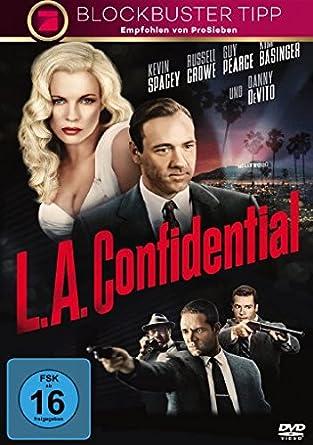 L.A. Confidential [Alemania] [DVD]: Amazon.es: Kevin Spacey ...