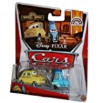 Disney Pixar Cars Luigi & Guido with...