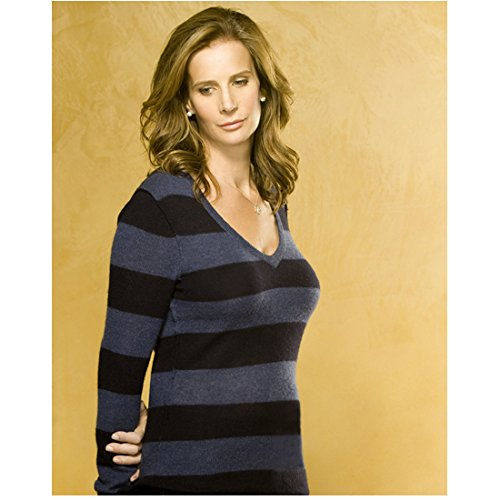 Rachel Griffiths 8 inch x 10 inch PHOTOGRAPH Blow Brothers & Sisters My Best Friend's Wedding Hands Behind Back Looking Down kn
