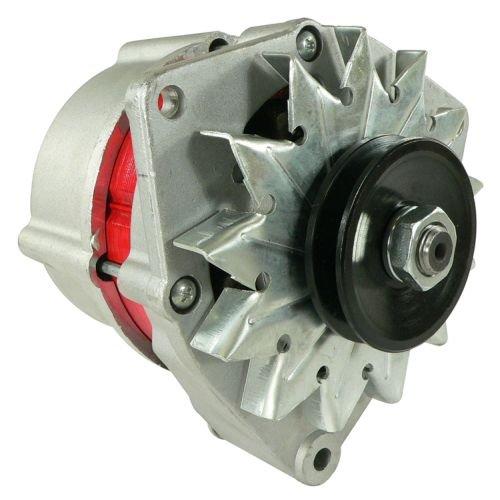 16a Alternator (DB Electrical ABO0203 Alternator for Deutz Tractor for Models Dx130, Dx140, Dx145, Dx160, Dx230, Dx250, 1979-1985 and 1172857)