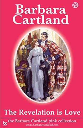 book cover of The Revelation is Love