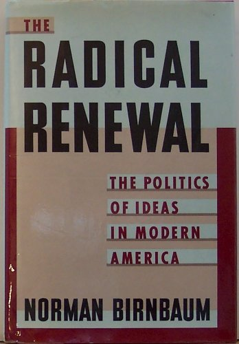 Radical Renewal