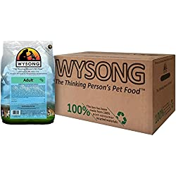 WYSONG PET NUTRITIONAL PRODUCTS Wysong Adult Canine Formula Dry Diet Dog Food, Four- 5 Pound Bags