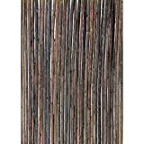 Natural Beautiful Willow Bamboo Fence, 13'W x 5'H