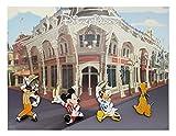 Disney Pin - Dapper Dans Quartet
