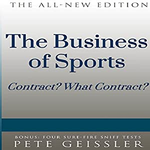 The Business of Sports Audiobook