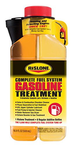 Rislone Gas Fuel System - 16.9 oz