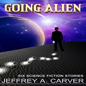 Going Alien Audiobook