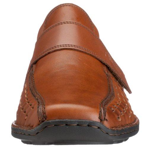 Rieker - Zapatillas de casa para hombre Marrón