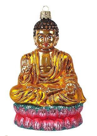 Seated Buddha Chakra Zen Polish Glass Christmas Ornament - Amazon.com: Seated Buddha Chakra Zen Polish Glass Christmas Ornament
