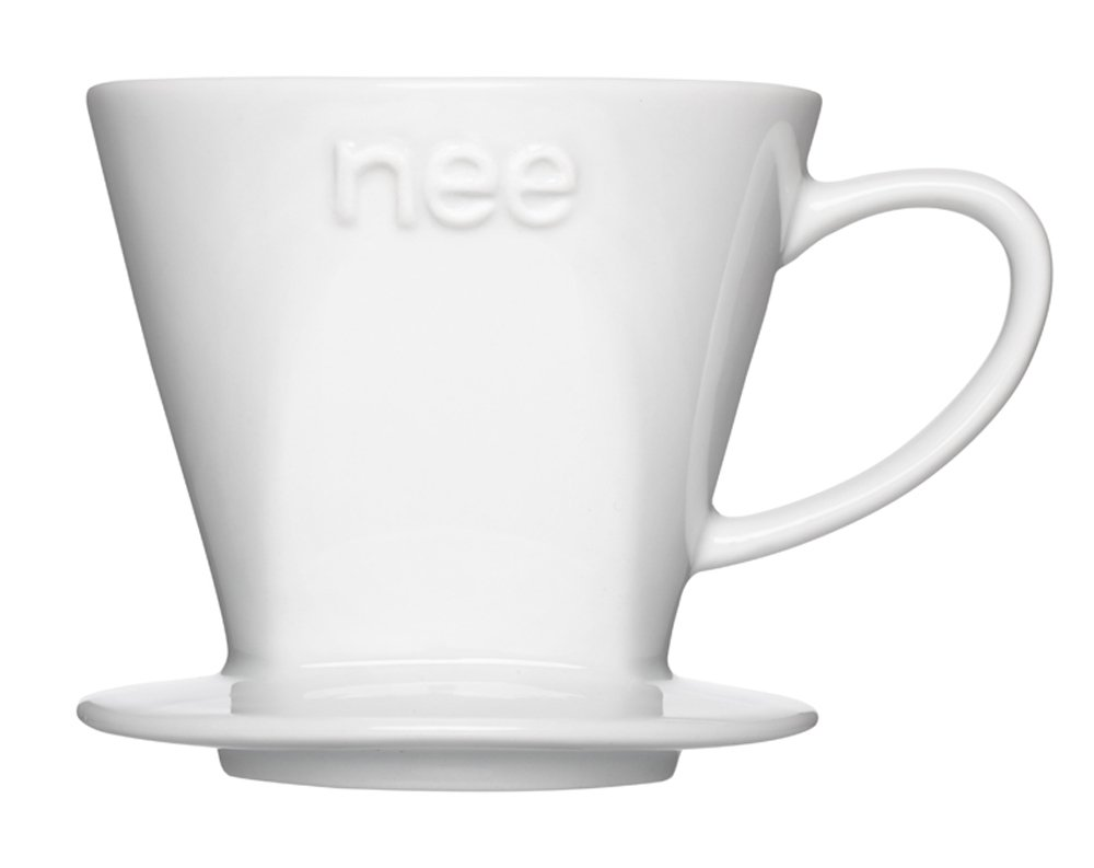 Nee Porcelain Coffee Dripper Size 02 by Nee