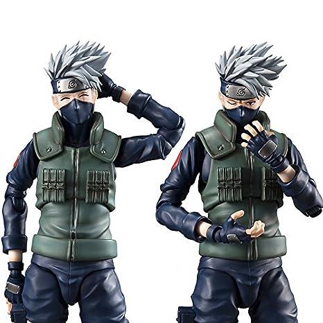 Amazon.com: Megahouse variable Action Heroes DX: Naruto ...