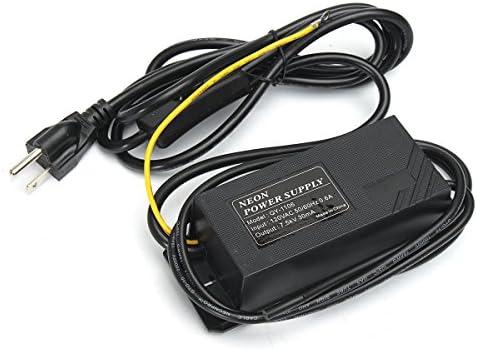 Queenwind 7.5 KV 30mA ネオンライトトランス電子電源トランス