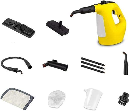 BXWQPP Práctico Multiuso Purificador Limpiador de Vapor para ...