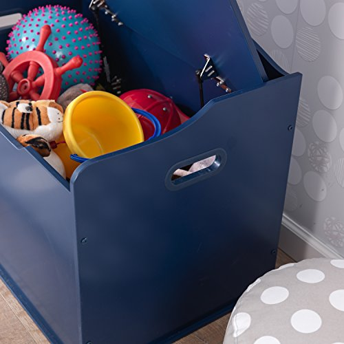 "51UAZkZQLhL - KidKraft 14959 Austin Toy Box, Blueberry, 30Lx18Wx21.25""H"