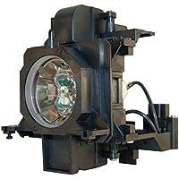 Eiki OEM(Original Bulb and Generic Housing) 610 346 9607, 6103469607, 610-346-9607, POA-LMP136 RPTV Lamp with Housing