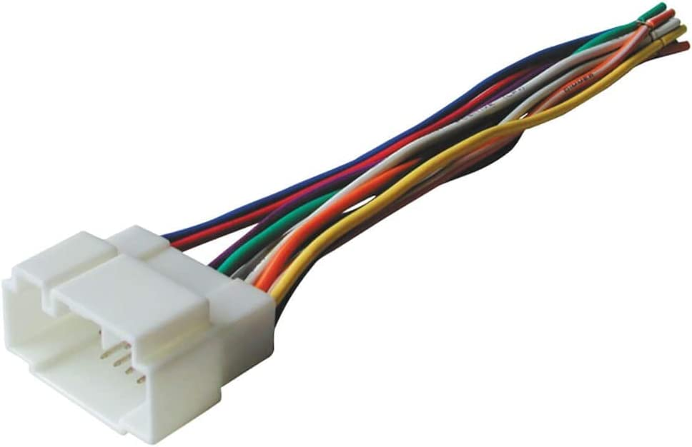 Amazon.com: Best Kits Honda 1998 - 2009 / Acrua 1998 - 2007 20 Pin Aftermarket  Stereo Wiring Harness: AutomotiveAmazon.com