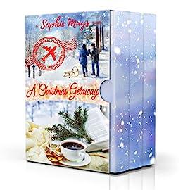 Christmas Getaway.A Christmas Getaway Heartwarming Wholesome Holiday Bundle Clean Inspirational Short Reads