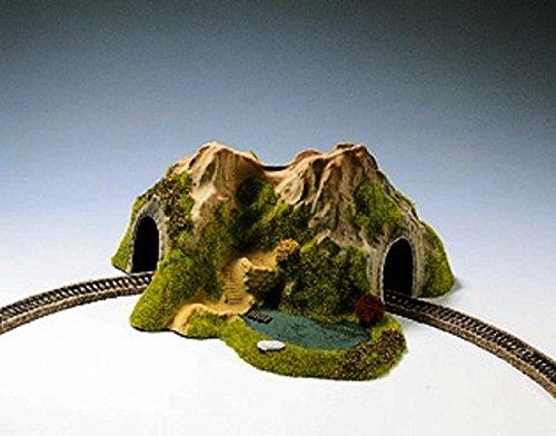 - Noch 34660 Tunnel 1-Trk W/Lake Curved N Scale  Model Kit