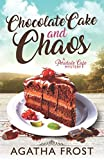 img - for Chocolate Cake and Chaos (Peridale Cafe Cozy Mystery) book / textbook / text book