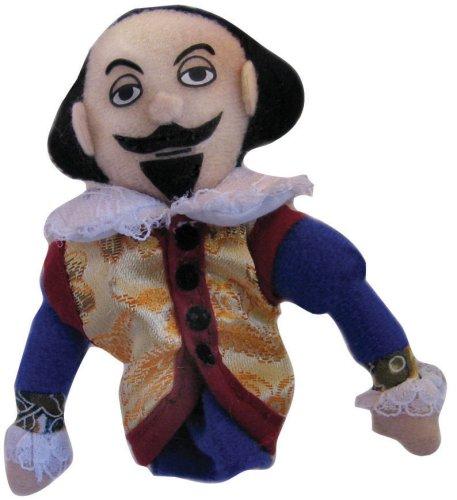 Shakespeare Finger Puppet