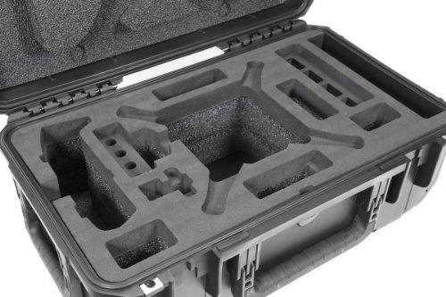 CasePro CP-PHAN-CO1 DJI Phantom Quadcopter/GoPro Carry-On Hard Case, 22