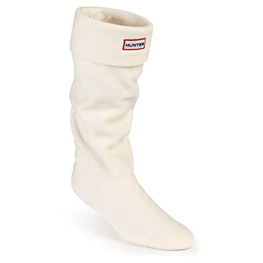 Hunter Boots Calcetín Welly Socks Calcetines Fleece EU 31-45: Amazon.es: Ropa y accesorios