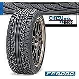 Ohtsu FP8000 All-Season Radial Tire - 245/35ZR20