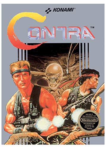 Contra (Renewed) (Video Game Contra)