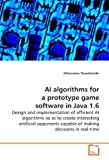 Ai Algorithms for a Prototype Game Software in Java 1, Athanasios Theocharidis, 3639171586
