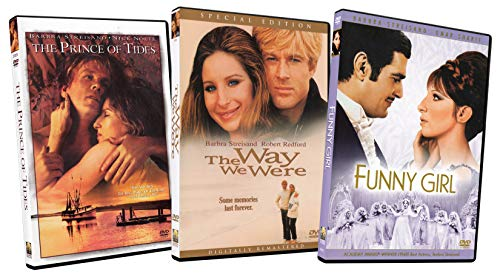 Barbra Streisand Collection (The Prince of Tides / The Way we Were / Funny Girl)