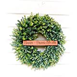 Fall Wreath, Farmhouse Wreath, Eucalyptus Wreath, Thanksgiving Wreath, Holiday Wreath, Front Door Wreath, Year Round Wreath, Door Wreath, Outdoor Wreath, Door Sign, Farmhouse Home Decor