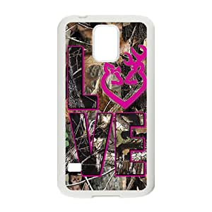 Love Words White samsung galaxy s5 case