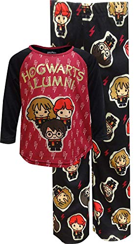 HARRY POTTER Hogwarts Alumni Girls Pajama