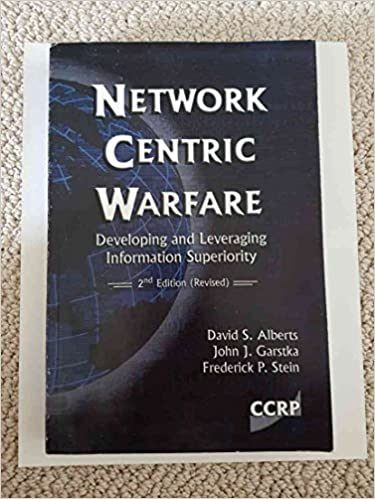 Network Centric Warfare The Face Of Battle In The 21st Century