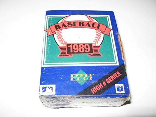 1989 Upper Deck Baseball High Series Factory Set ()