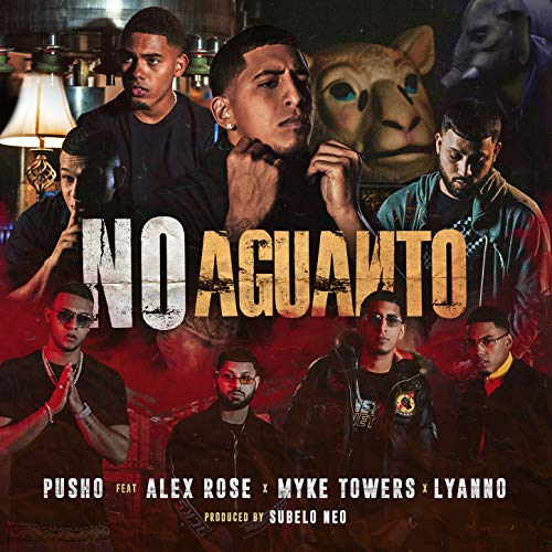 ... No Aguanto [Explicit]