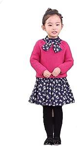 روز كيلي فستان - بنات