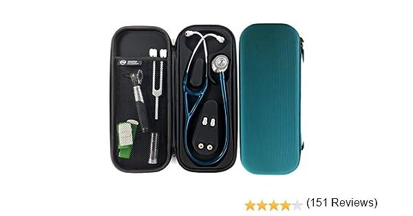 Estuche para estetoscopio Pod Technical, Cardiopod, de estilo clásico, color azul: Amazon.es: Industria, empresas y ciencia