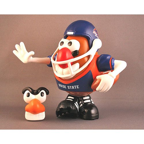 NCAA Boise State Mr. Potato Head by PPWToys