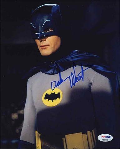 Adam West Batman In-person Signed 8x10 Photo Buy Now Television Entertainment Memorabilia