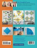 Mini Wonderful Curves: 16 Seasonal Quilt Projects Using the QCR Mini (Landauer) Patterns for Wall Hangings, Runners, & Quilts; Cut Easy & Accurate Curves with Sew Kind of Wonderful's Quick Carve Ruler