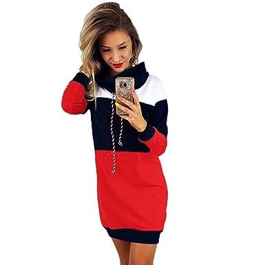 Sweatshirt kleider damen
