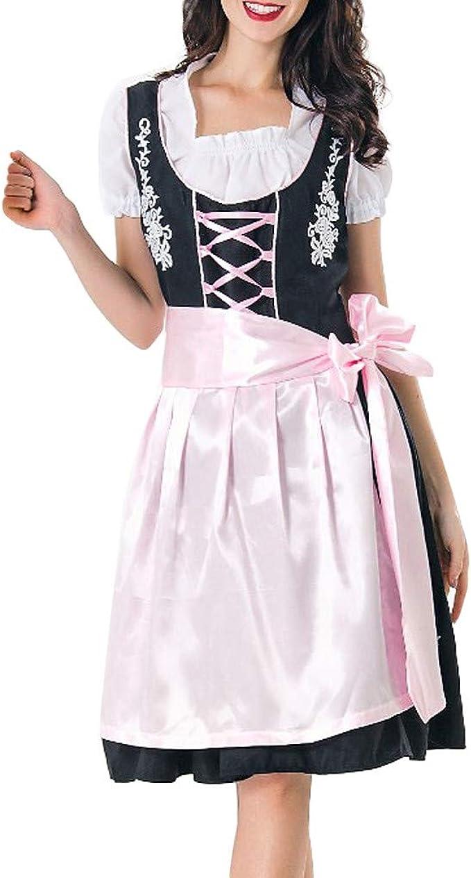 GNYD Mujer Uniforme Traje Tradicional de Disfraz Cosplay para ...