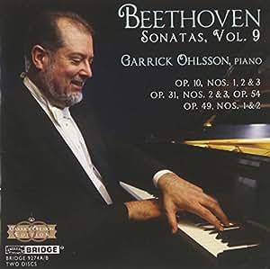 Garrick Ohlsson: Complete Beethoven Sonatas, Vol. 9