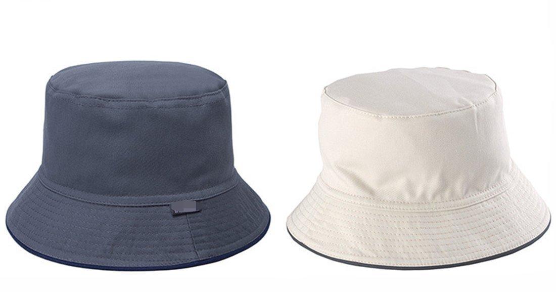 Unisex Men Women Cotton Reversible Hat Fishing Tubs hat Sun Visor Travel Caps for Outdoor Activities Ayouyou