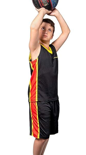 Amazon.com: Parforce - Juego de camiseta de baloncesto y ...