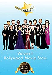 Celebmericks Volume1: Hollywood Movie Stars